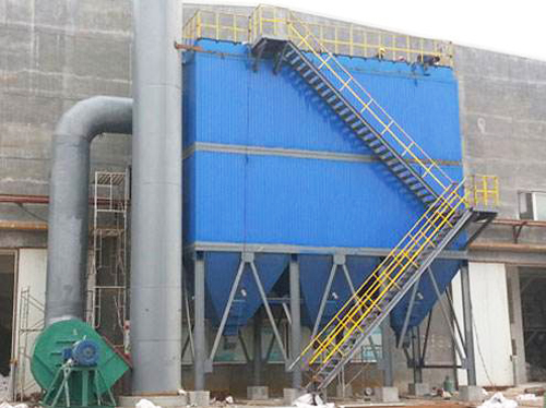 肥料工業除塵器