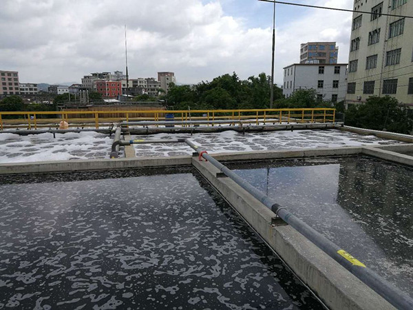電子廠廢水處理設備
