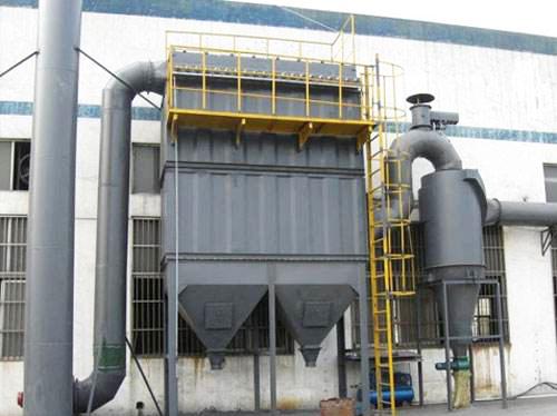 生物质锅炉工业除尘器