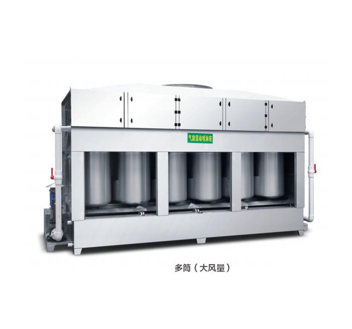 如何選擇合適的廢氣處理設備?