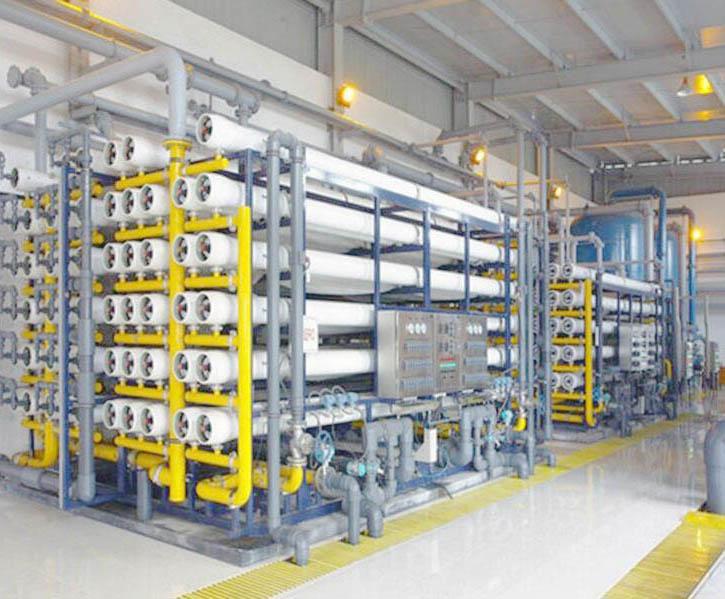 廢水回用系統處理設備