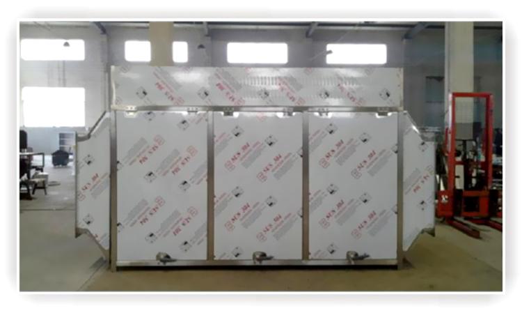 啟豐環保設備廢氣處理設備適用于各種除臭