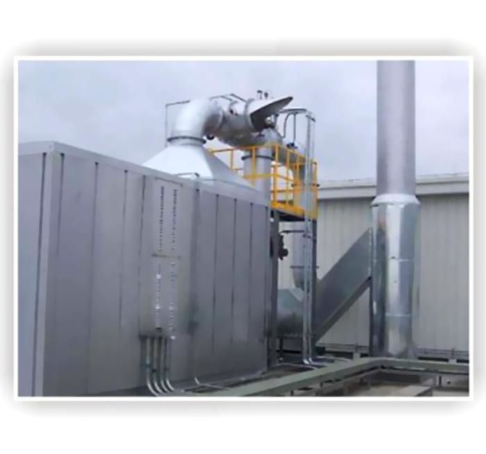 廢氣催化處理設備