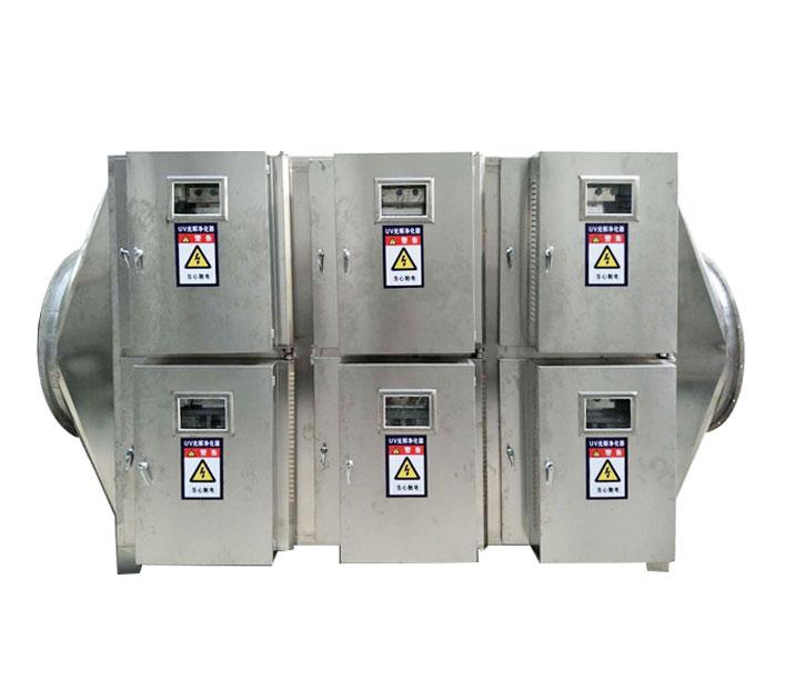 三柜UV光解凈化器