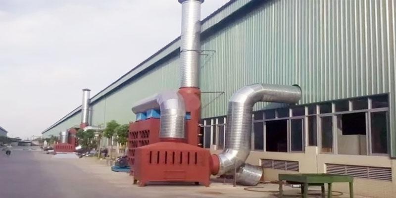 纳米滤筒工业除尘器