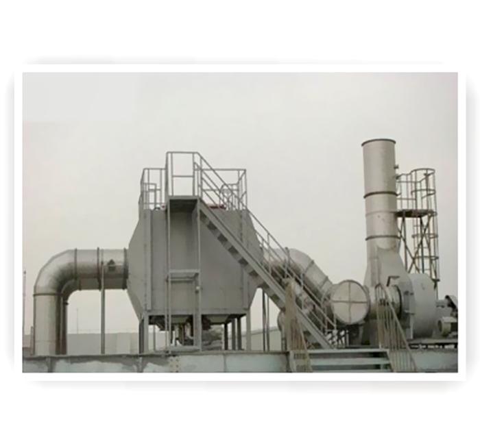 廢氣活性炭吸附處理設備