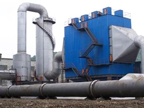 旋伞式电工业除尘器