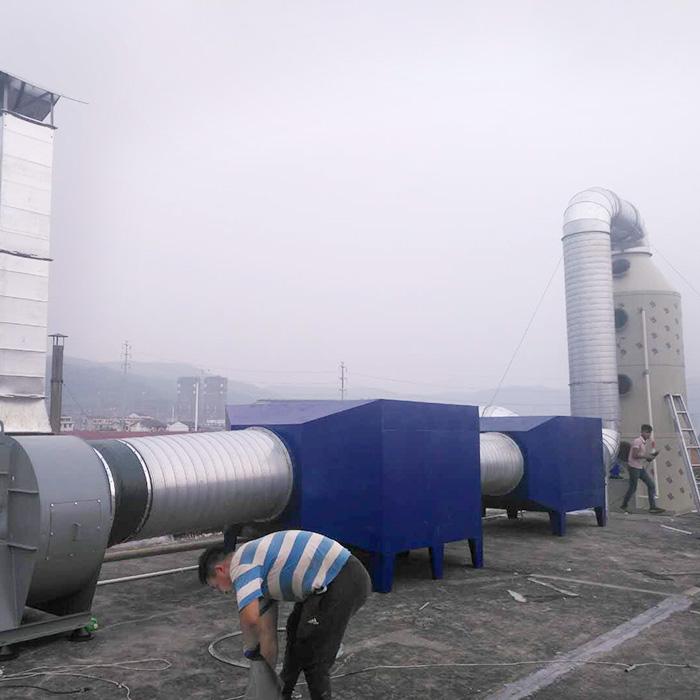 印刷廠廢氣處理設備