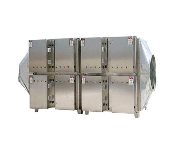 四柜UV光解凈化器
