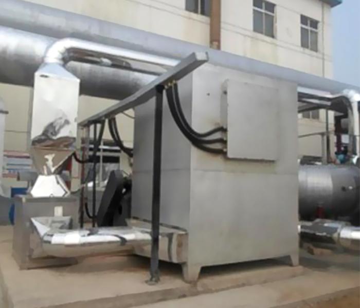 廢氣催化燃燒處理設備