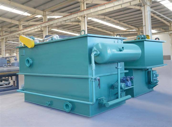 氣浮機廢水處理設備